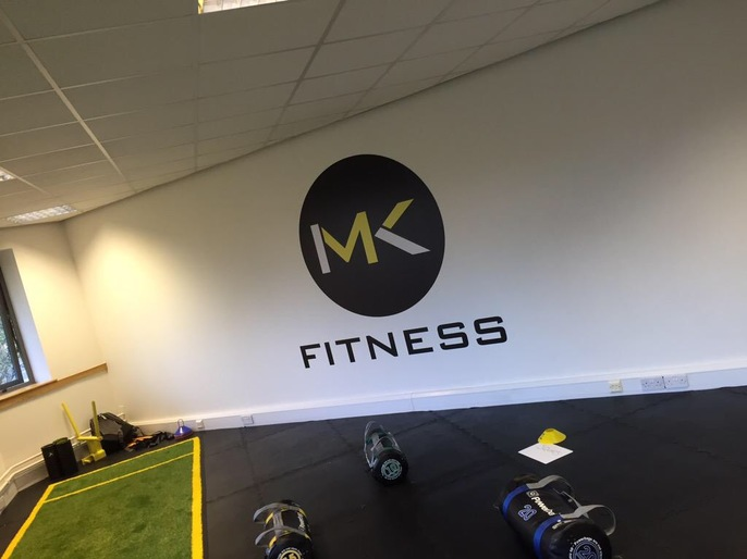 M.K. Fitness, Glenbervie Business Centre, Larbert, FK5 4RB